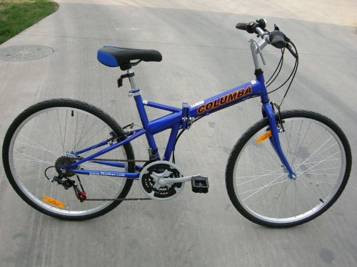 Columba-26-Folding-Bike-Review