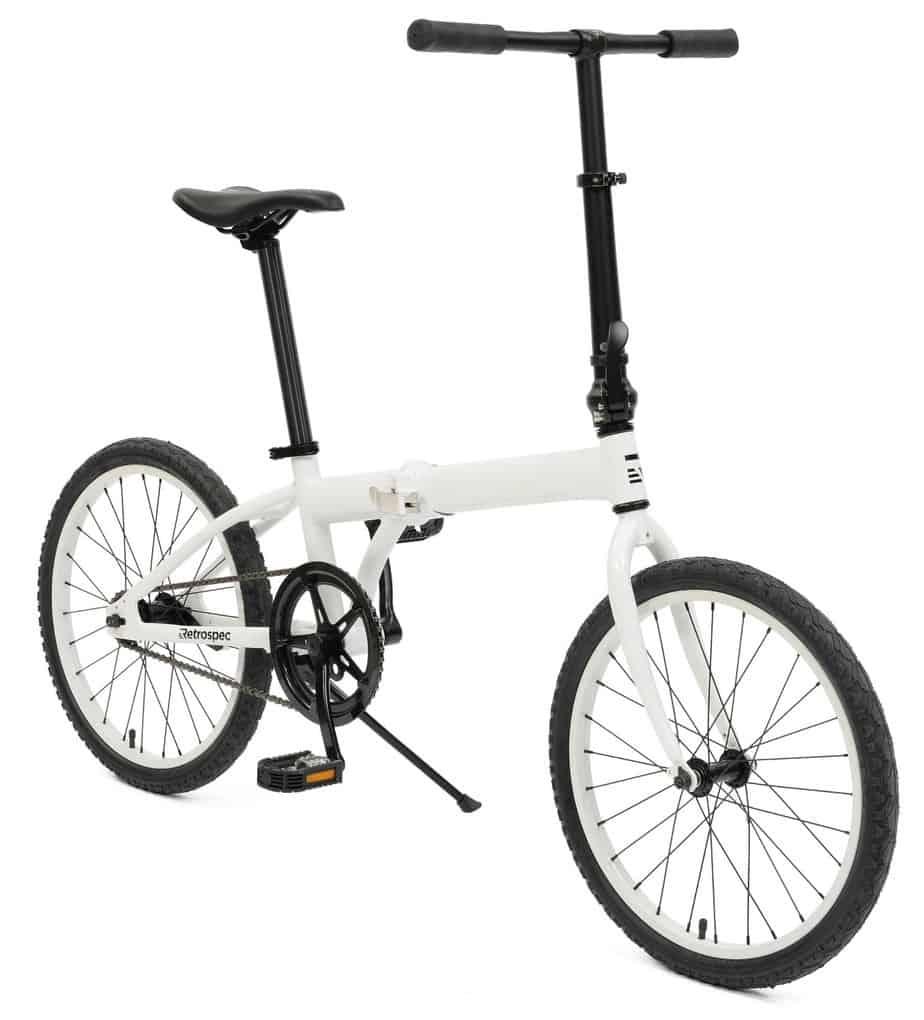 Retrospec Speck Folding Bicycle Review