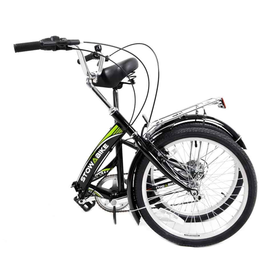 "Stowabike 20"" Folding City V2 Compact Foldable Bike Review"