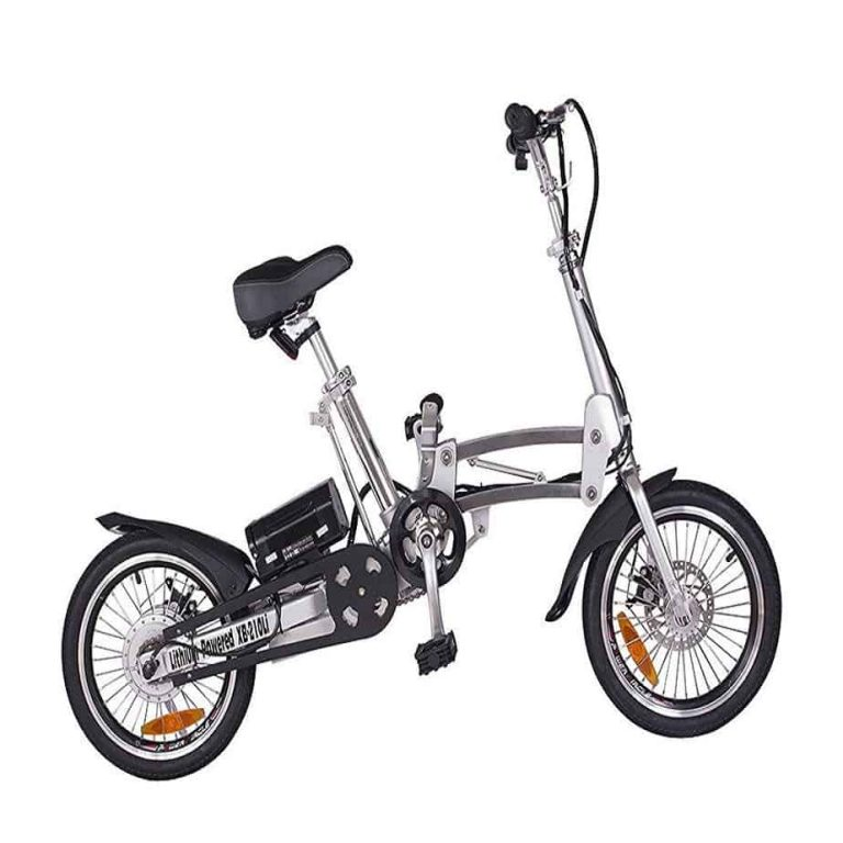 X-Treme Scooters City Express Electric Folding eBike