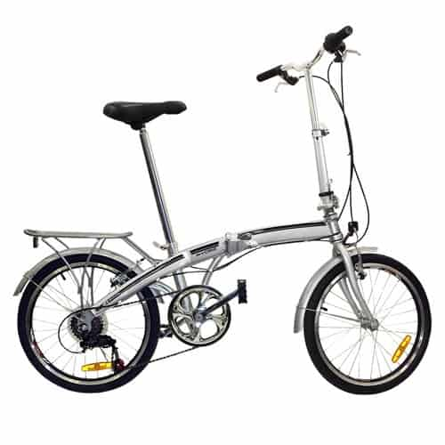 Shimano Six- Speed Folding Bike