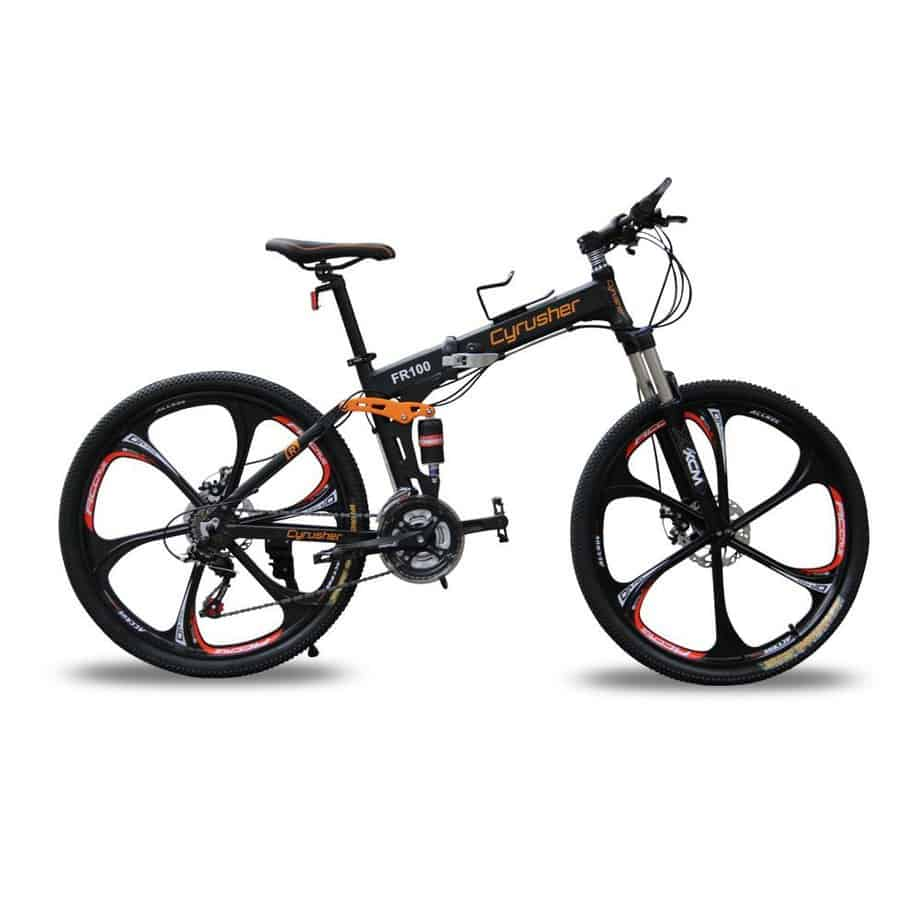 Cyrusher Mountain Bike