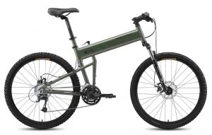 montague folding mountain bike review