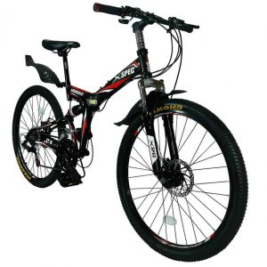 Xspec Folding Bike Reviews