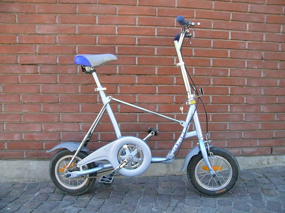 Folding bike and Commuter Bike