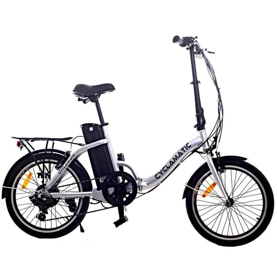 Cyclamatic CX2 Bicycle Electric Foldaway Bike