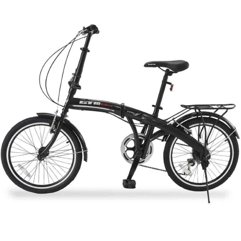 GTM 20″ 6 Speed Foldable Bicycle Shimano Hybrid