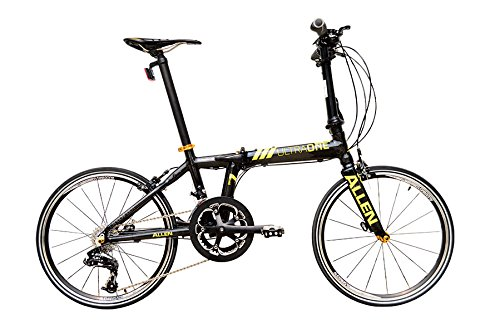 Allen Sports Ultra 1 Foldable Bicycle