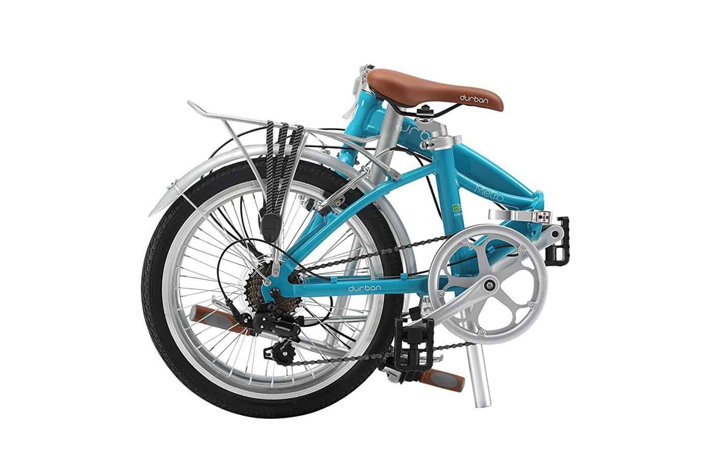 Durban Bike 20-Inch Wheel folded