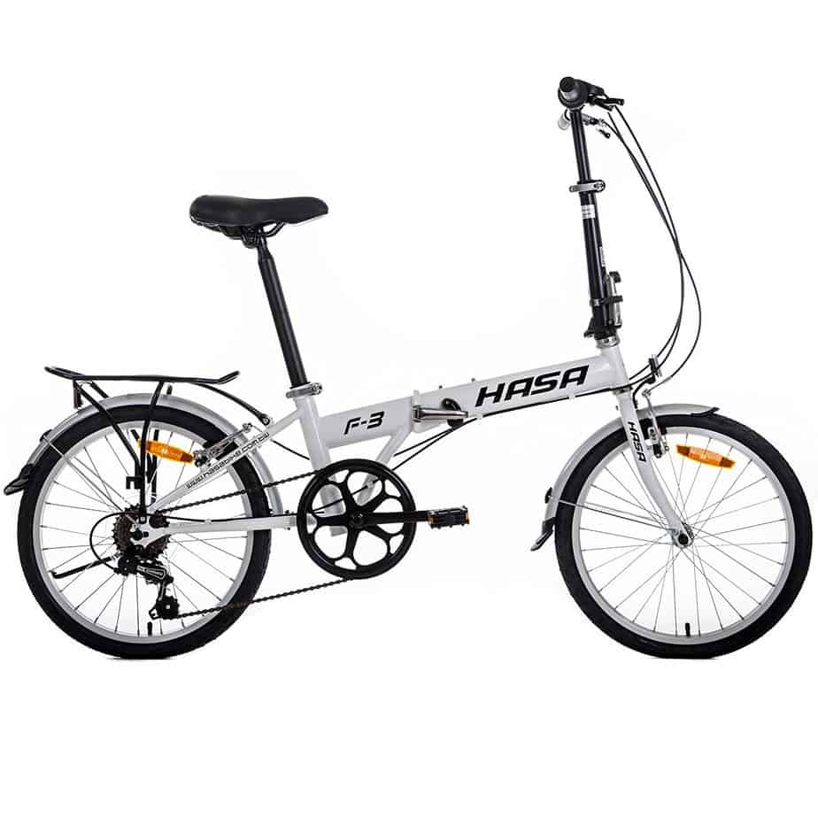 HASA Folding Foldable Bike