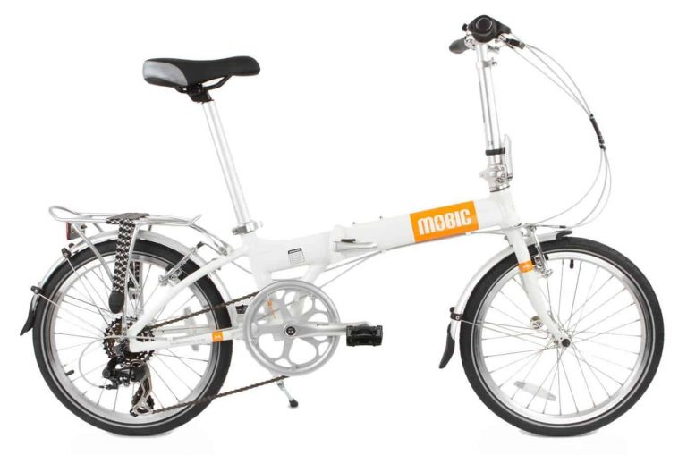 MOBIC City X7 Foldable Bicycle