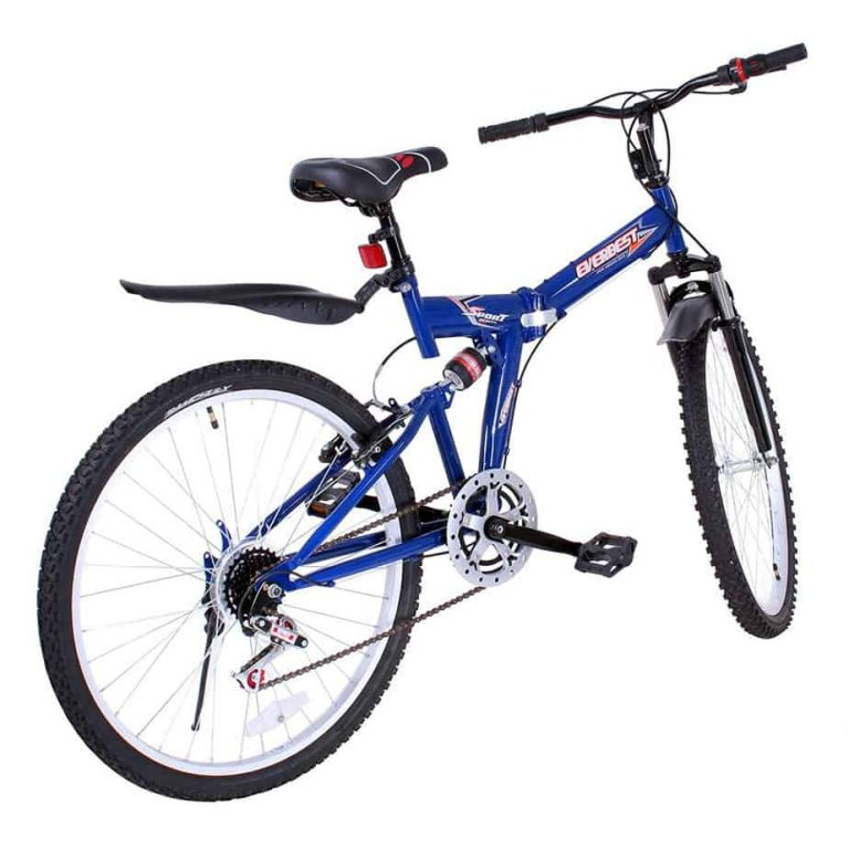 VEVOR Foldable Mountain Bicycle 6/7 Speed