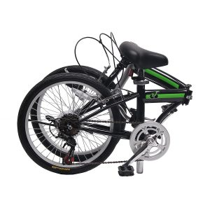 unYOUsual U arc 20″ Foldable Bike 6 Speed Shimano