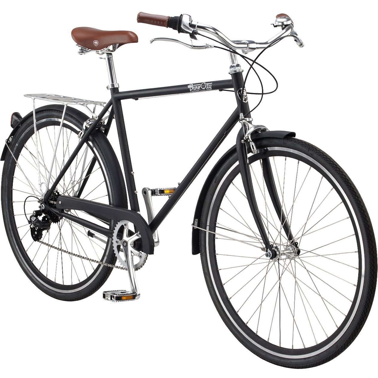Pure City Classic Diamond Frame Bike