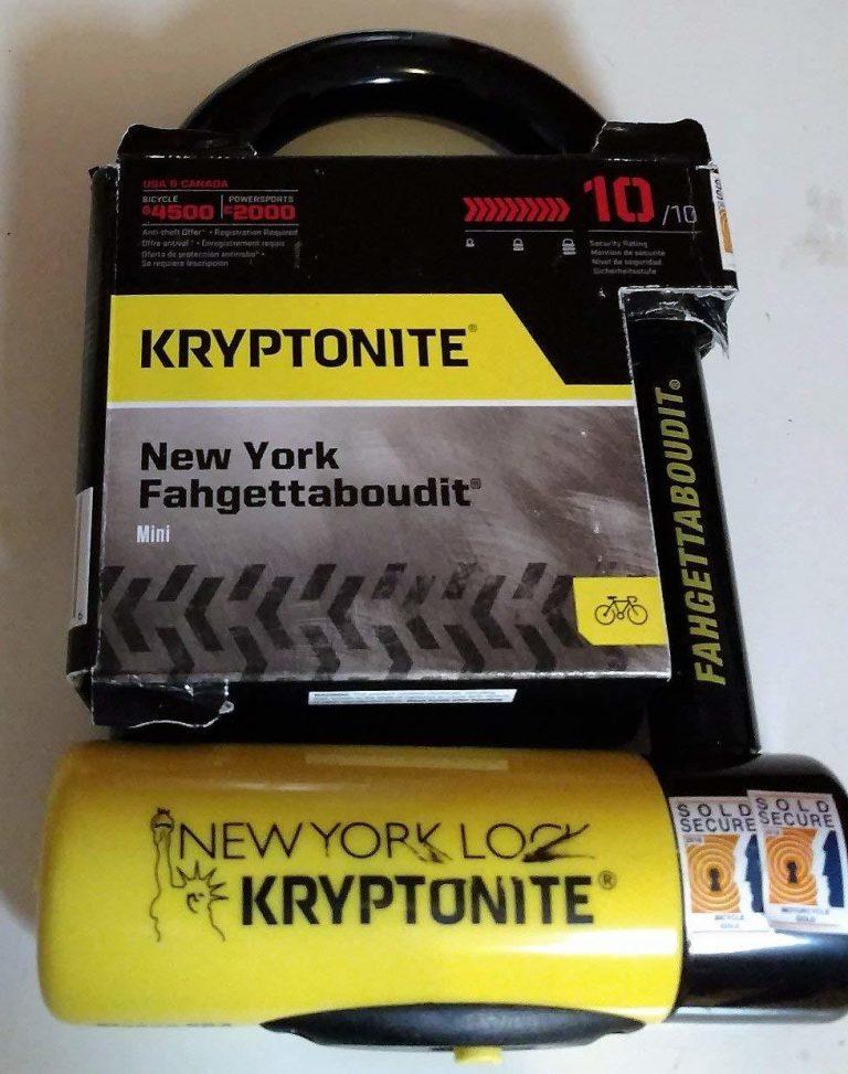 Kryptonite New York Fahgettaboudit Mini