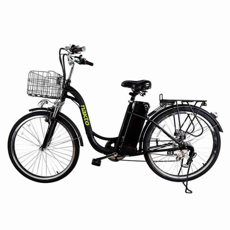 Spark 26 Cargo Electric Bicycle