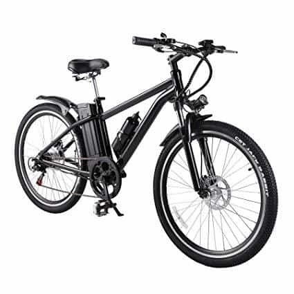 Top Electric Mountain Bicycles 2020