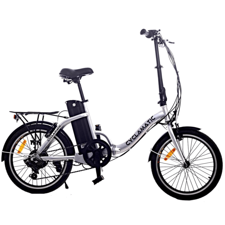 Cyclamatic Power Plus CX1 Electric Mountain Bicycle