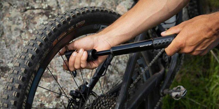 How often should I pump my bike tyres?